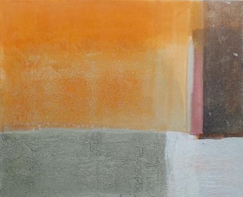 Regina Hermann, Farbklänge 1, Abstract art, Abstract Art, Expressionism