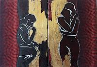 Nora-Block-People-Couples-Nude-Erotic-motifs-Contemporary-Art-New-Image-Painting