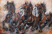Nora-Block-Animals-Movement-Modern-Age-Impressionism