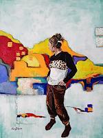 Nora-Block-People-Abstract-art-Contemporary-Art-Contemporary-Art