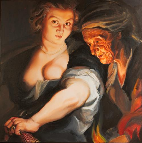 JoAchim Nowak, Tyrannenmord als Ultima Ratio., People: Portraits, Realism