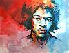 Geert Bordich, Jimi Hendrix
