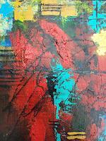 Jutta-Mahnke-Abstract-art-Modern-Age-Expressionism-Abstract-Expressionism