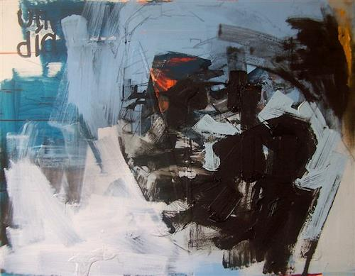 Francisco Núñez, Son House, Abstract art, People, Expressionism