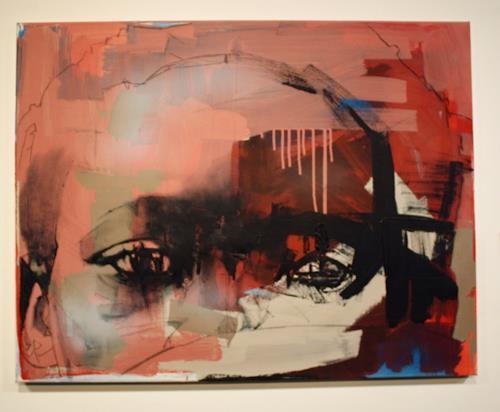 Francisco Núñez, Sin título, People, Abstract art, Contemporary Art