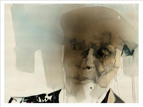 Francisco Núñez, Tata Güines, People, Abstract art, Expressionism, Abstract Expressionism