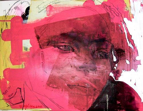 Francisco Núñez, Sobrina de Berta, Abstract art, Abstract art, Contemporary Art, Expressionism