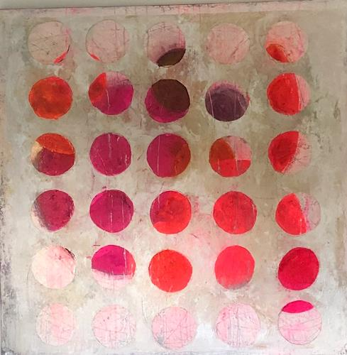 Nicole Diener, N/T, Abstract art, Art Déco, Expressionism