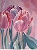 Alla Alevtina Volkova, Pink tulips