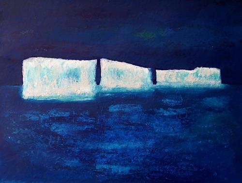 Claudia Irene Carmen Simon, Klimawandel, Landscapes: Winter, Nature: Water, Modern Age