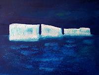 Claudia-Irene-Carmen-Simon-Landscapes-Winter-Nature-Water-Modern-Age-Modern-Age