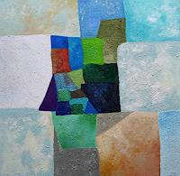 Claudia-Irene-Carmen-Simon-Abstract-art-Fantasy-Modern-Age-Abstract-Art-Colour-Field-Painting