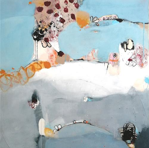 Susann Kasten-Jerke, DON'T THINK!, Abstract art, Fantasy, Abstract Art, Expressionism