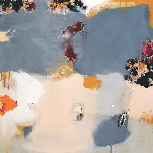 Susann Kasten-Jerke, Those were the days..., Abstract art, Fantasy, Abstract Expressionism, Expressionism