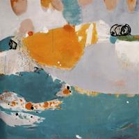 Susann-Kasten-Jerke-Abstract-art-Fantasy-Modern-Age-Expressionism-Abstract-Expressionism