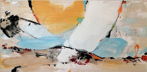 Susann Kasten-Jerke, Fresh breeze, Abstract art, Fantasy, Abstract Art