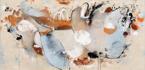 Susann Kasten-Jerke, Free-floating, Abstract art, Fantasy, Abstract Art, Expressionism