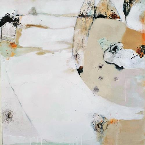 Susann Kasten-Jerke, I don't know if this is right..., Abstract art, Fantasy, Abstract Art, Expressionism
