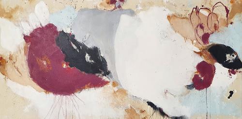 Susann Kasten-Jerke, Sometimes I feel I could..., Abstract art, Fantasy, Abstract Art