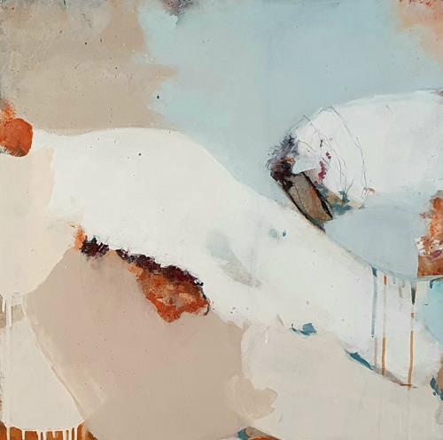 Susann Kasten-Jerke, VintageDreams II, Abstract art, Fantasy, Abstract Art, Expressionism