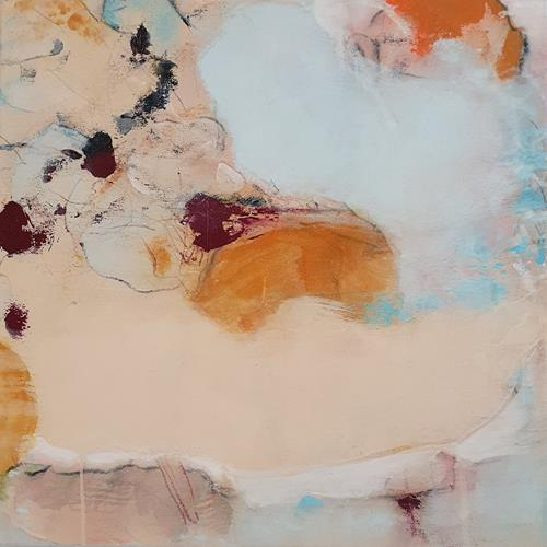Susann Kasten-Jerke, ... it was so beautiful!, Abstract art, Fantasy, Abstract Art, Expressionism