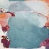 Susann Kasten-Jerke, The sea wears dark turquoise today
