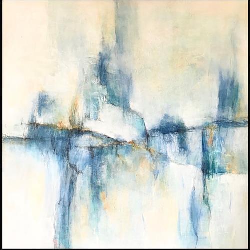 Rita Simon-Reinecke, Gleichgewicht, Abstract art, Abstract Art