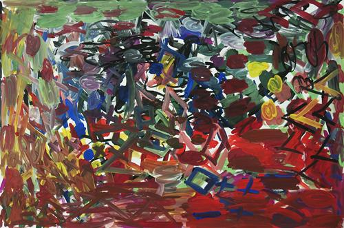 Yuriy Samsonov, Moscow, Moscow .., Abstract art, Landscapes, Abstract Expressionism