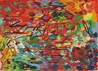 Yuriy-Samsonov-Abstract-art-Landscapes-Modern-Age-Expressionism-Abstract-Expressionism