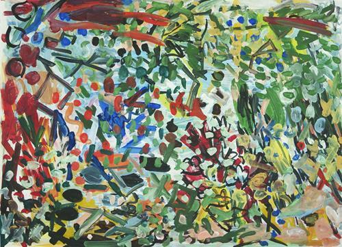 Yuriy Samsonov, Portal, Zustimmung, November., Abstract art, Landscapes, Abstract Expressionism
