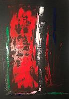 A-Lee-Brown-Abstract-art-Modern-Age-Abstract-Art-Action-Painting