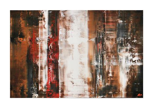 Thomas Stephan, The Way We Were, Abstract art, Society, Abstract Expressionism