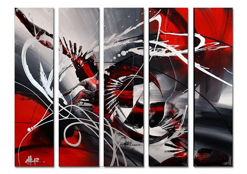 Thomas Stephan, Eternity, Abstract art, Belief, Abstract Expressionism