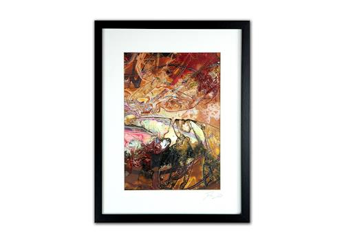 Thomas Stephan, Lichtblick III, Abstract art, Emotions, Abstract Expressionism