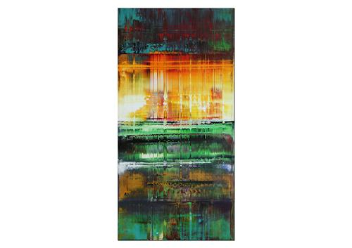 Thomas Stephan, Shallow Water, Abstract art, Nature: Water, Abstract Expressionism