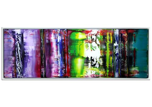 Thomas Stephan, Lebensinhalt, Emotions, Abstract Expressionism