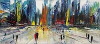 Andreas-Garbe-People-Architecture-Contemporary-Art-Neo-Expressionism