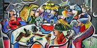 Andreas-Garbe-People-Society-Modern-Age-Cubism