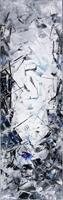 Andreas-Garbe-Abstract-art-Landscapes-Winter-Modern-Age-Expressionism-Abstract-Expressionism