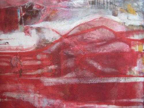 margarete hartmann, o.T, Abstract art, Landscapes, Abstract Art, Abstract Expressionism