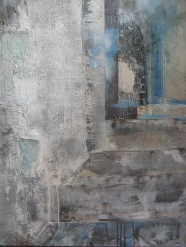 margarete hartmann, Scalea, Buildings, Interiors: Cities, Contemporary Art, Expressionism