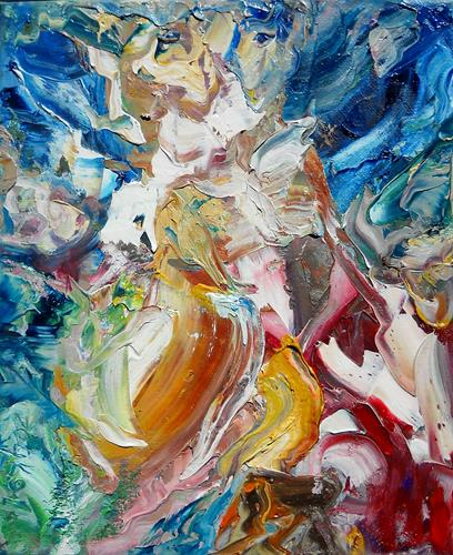 wolfstadt, Erzengel, Mythology, Abstract art, Abstract Art, Abstract Expressionism