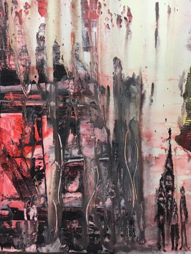 Ruth Loewenkamp, Industrie, Architecture, Miscellaneous Buildings, Abstract Art