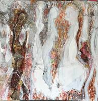 Ruth-Loewenkamp-People-Women-Movement-Modern-Age-Abstract-Art