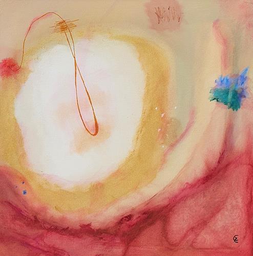 Carmen Zippe, Zeit zum Träumen, Abstract art, Abstract Art, Expressionism