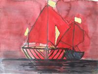 Marie-Ruda-Landscapes-Sea-Ocean-Landscapes-Sea-Ocean-Contemporary-Art-Land-Art