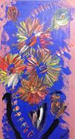 Marie-Ruda-Plants-Abstract-art-Modern-Age-Expressionism-Abstract-Expressionism