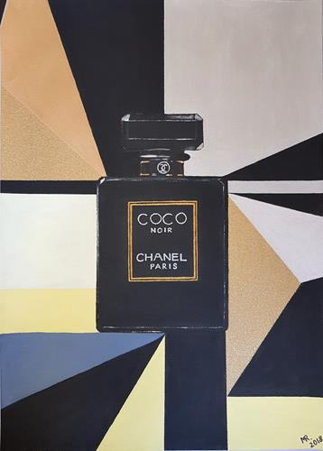Marie Ruda, Coco Chanel., Fashion, Symbol, Art Déco