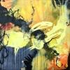 Martina Furk, yellow minds, Abstract art, Abstract Art