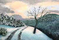 J. Tatje, Der erste Schnee